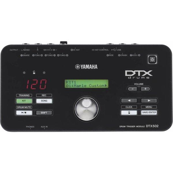 Yamaha Yamaha DTX502 Drum Trigger Module used in the DTX522K, DTX532K, DTX542K, DTX562K