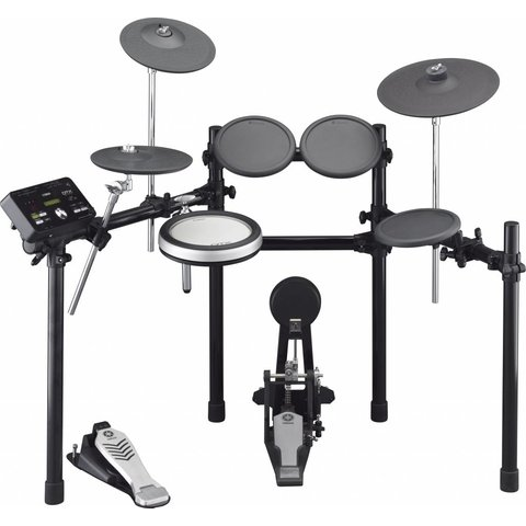 Yamaha DTX522K DTP522 (Cymbal/Drum Pad Set) and DMR502 (Drum Module/Rack Set)