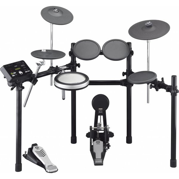 Yamaha Yamaha DTX522K DTP522 (Cymbal/Drum Pad Set) and DMR502 (Drum Module/Rack Set)