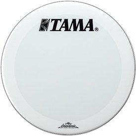 "TAMA Tama SW24BMTT 24"" Bass Drum Head Smooth White"