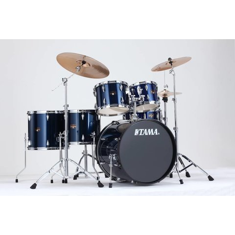 Tama IP62CMNB Imperialstar w/Cymbals Midnight Blue