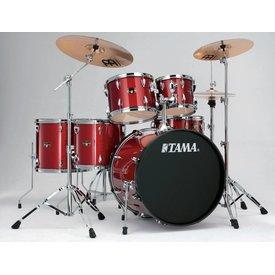 TAMA Tama IP62CCPM Imperialstar w/Cymbals Candy Apple Mist