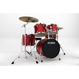 TAMA Tama IP58CCPM Imperialstar w/Cymbals Candy Apple Mist