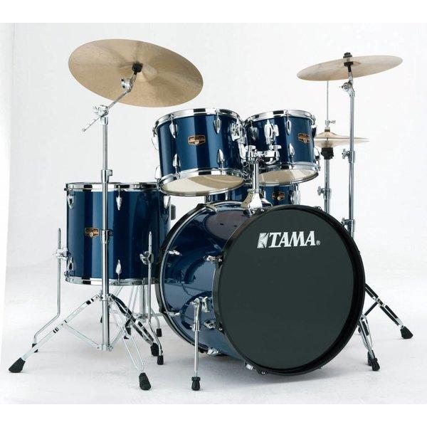 TAMA Tama IP50CMNB Imperialstar w/Cymbals Midnight Blue