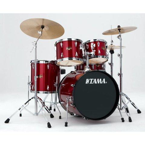 Tama IP50CCPM Imperialstar w/Cymbals Candy Apple Mist