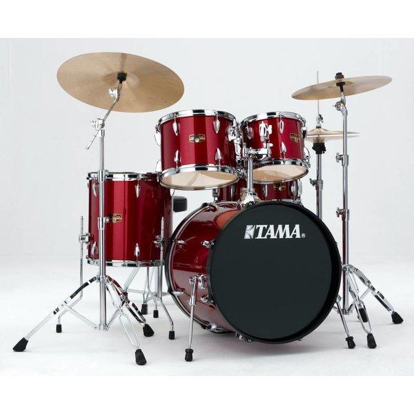 TAMA Tama IP50CCPM Imperialstar w/Cymbals Candy Apple Mist