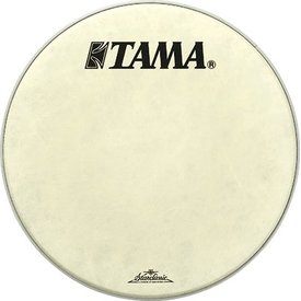 "TAMA Tama FB24BMFS Starclassic 24"" White Fiber Logo Head"