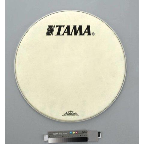 "Tama FB22BMFS Starclassic 22"" White Fiber Logo Head"