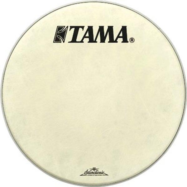 "TAMA Tama FB20BMFS Starclassic 20"" White Fiber Logo Head"