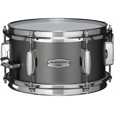 "Tama DST1055M Soundworks 5.5"" X 10"" Steel Snare Drum"