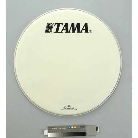 """Tama CT22BMOT 22"""" Bass Drum Coated Front Head for Starclassic"""