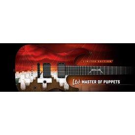 LTD ESP LTD LMETALLICAMASTER Kirk Hammett Master of Puppets Limited Edition