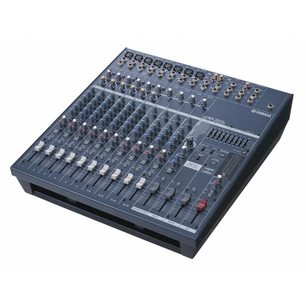 Yamaha Yamaha EMX5014C 14 Input Stereo Powered Mixer 500 Watt