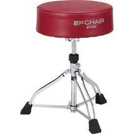 TAMA Tama HT830R Round Rider XL Drum Throne, Red