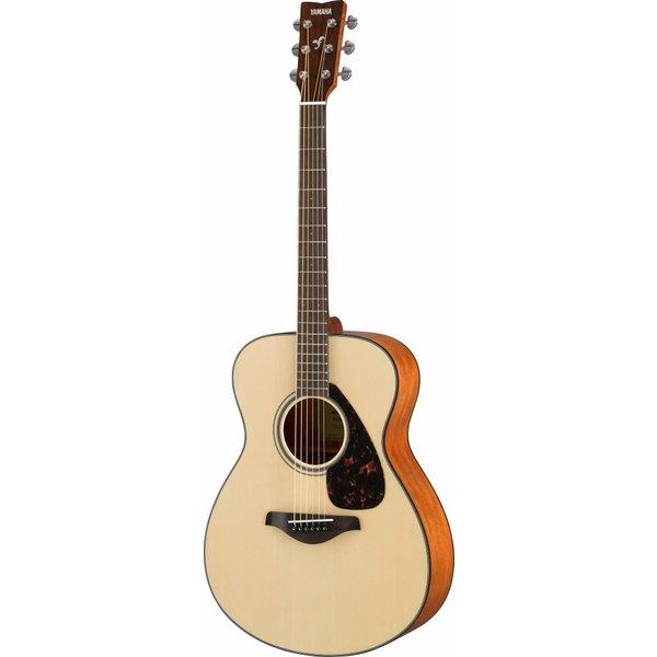 Yamaha Yamaha FS800 Natural Small Body Guitar Solid Top