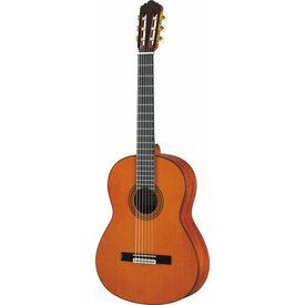 Yamaha Yamaha GC12C Handcrafted Cedar Classical Guitar W/Case