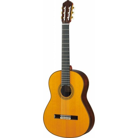 Yamaha GC42C Handcrafted Cedar Classical Guitar W/Case