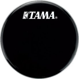 "TAMA Tama BK20BMWS 20"" Black Bass Drum Front Head"