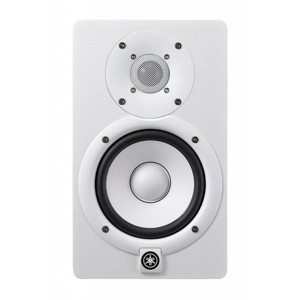 "Yamaha Yamaha HS5 W 5"" Powered Studio Monitor, White"