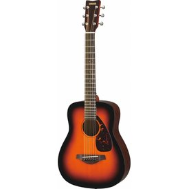 Yamaha Yamaha JR2S TBS 3/4 Scale Solid Top Acoustic Guitar Tobacco Sunburst