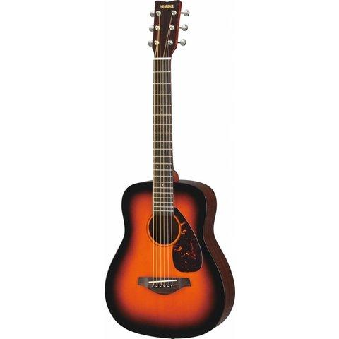 Yamaha JR2S TBS 3/4 Scale Solid Top Acoustic Guitar Tobacco Sunburst