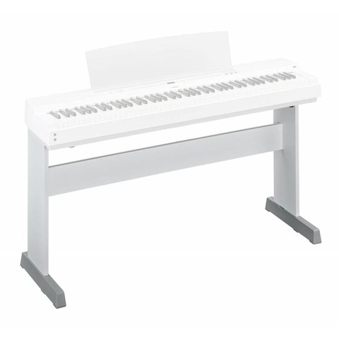 Yamaha L255WH White Furniture Stand for P255WH