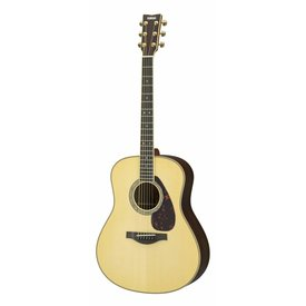 Yamaha Yamaha LL16RHC L Series Rosewood Folk Acoustic Guitar w/ Passive Pickup w/ Case