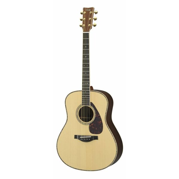 Yamaha Yamaha LL56R Handcrafted 56 Series Folk Acoustic Guitar w/ Case