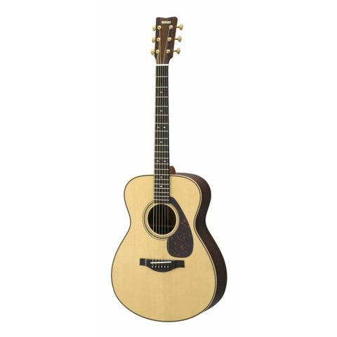 Yamaha LS26R Handcrafted 26 Series Small Body Acoustic Guitar w/ Case
