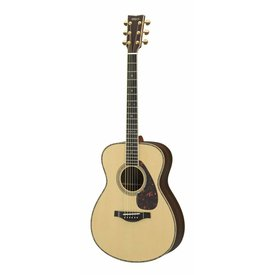 Yamaha Yamaha LS56R Handcrafted 56 Series Small Body Acoustic Guitar w/ Case