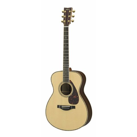 Yamaha LS56R Handcrafted 56 Series Small Body Acoustic Guitar w/ Case