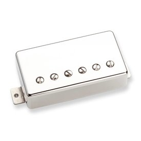 Seymour Duncan Seymour Duncan SH-PG1n Pearly Gates Nickel Cover