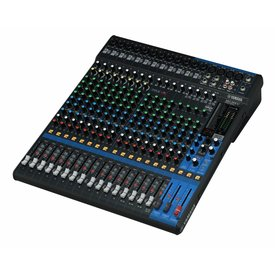 Yamaha Yamaha MG20XU 20 Input, 6 Bus Mixer with FX, USB, Rackable