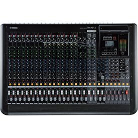 Yamaha Yamaha MGP24X 24-Input, 4-Bus Mixer, Dual Fx, 1-Spx, 1- Rev-X; iPod Connectivity