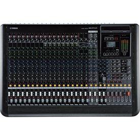 Yamaha Yamaha MGP24X 24-Input, 4-Bus Mixer, Dual Fx, 1-Spx And 1- Rev-X; iPod Connectivity