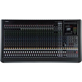 Yamaha Yamaha MGP32X 32-Input, 4-Bus Mixer, Dual Fx, 1-Spx 1-Rev-X; iPod Connectivity