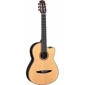 Yamaha Yamaha NCX2000R NCX Acoustic-Electric Classical Guitar - Rosewood