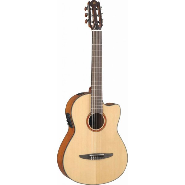 Yamaha Yamaha NCX700 NCX Acoustic-Electric Classical Guitar