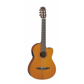 Yamaha Yamaha NCX700C NCX Cedar Top Acoustic-Electric Classical Guitar