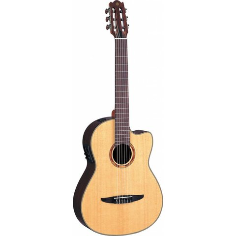 Yamaha NCX900R NCX Acoustic-Electric Classical Guitar - Rosewood