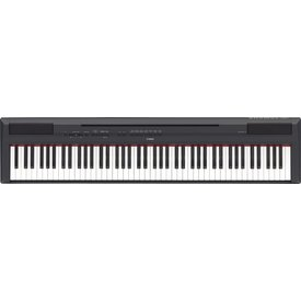 Yamaha Yamaha P115B Black 88-Note Weighted Action Digital Piano w/ GHS Action