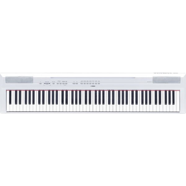 Yamaha Yamaha P115WH White 88-Note Weighted Action Digital Piano w/ GHS Action