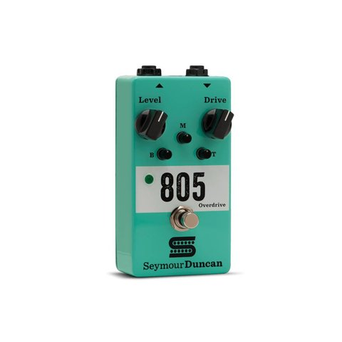 Seymour Duncan 11900-004 805 Overdrive Pedal