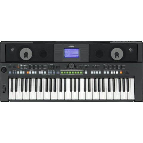 Yamaha PSRS650 61-Key Entry-Level Arranger Workstation