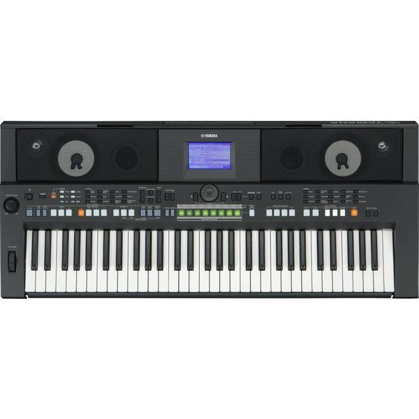 Yamaha Yamaha PSRS650 61-Key Entry-Level Arranger Workstation