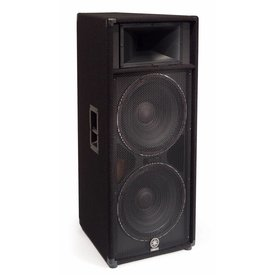 "Yamaha Yamaha S215V Carpeted Dual 15"" 2 Way Loudspeaker"