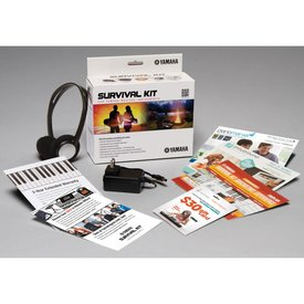 Yamaha Yamaha SK C2 Survival Kit for Dd65/Npv80. Includes PA150 Power Adapter and Stereo Headphones