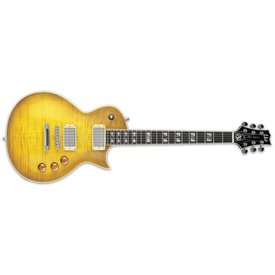 LTD ESP LTD AS-1 Alex Skolnick Signature Series Electric Flamed Maple Lemon Burst