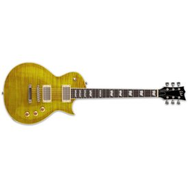 LTD ESP LTD EC-256 Electric Guitar Flamed Maple Lemon Drop