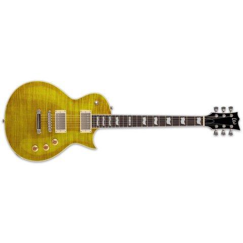 ESP LTD EC-256 Electric Guitar Flamed Maple Lemon Drop